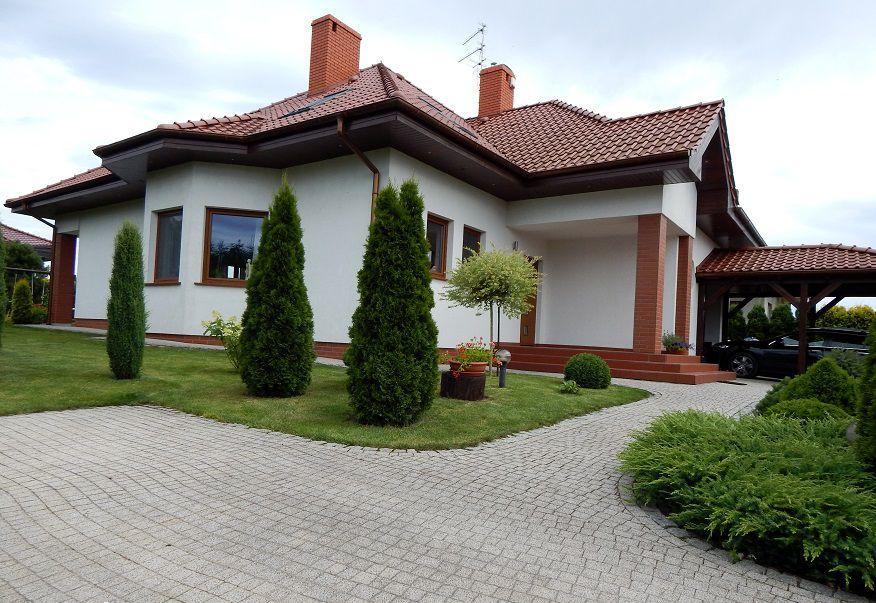 Красивый дом недалеко от Познани 190 м2