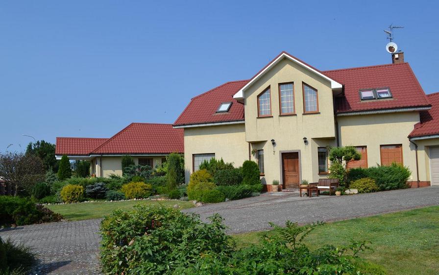 Красивый дом недалеко от Колобжега 360 м2