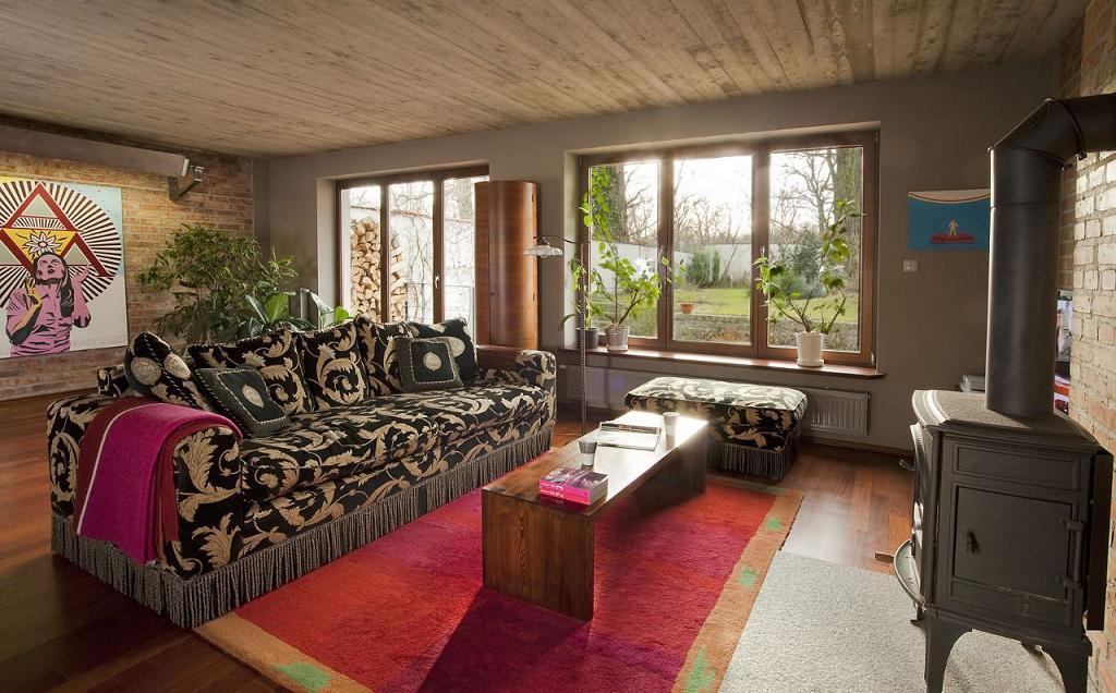Шикарный дом в Познани 170 м2
