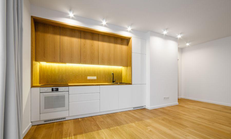 Солнечная квартира в Варшаве 58 м2