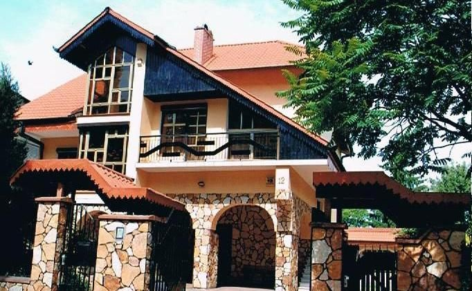 Прекрасный дом в Люблине 450 м2
