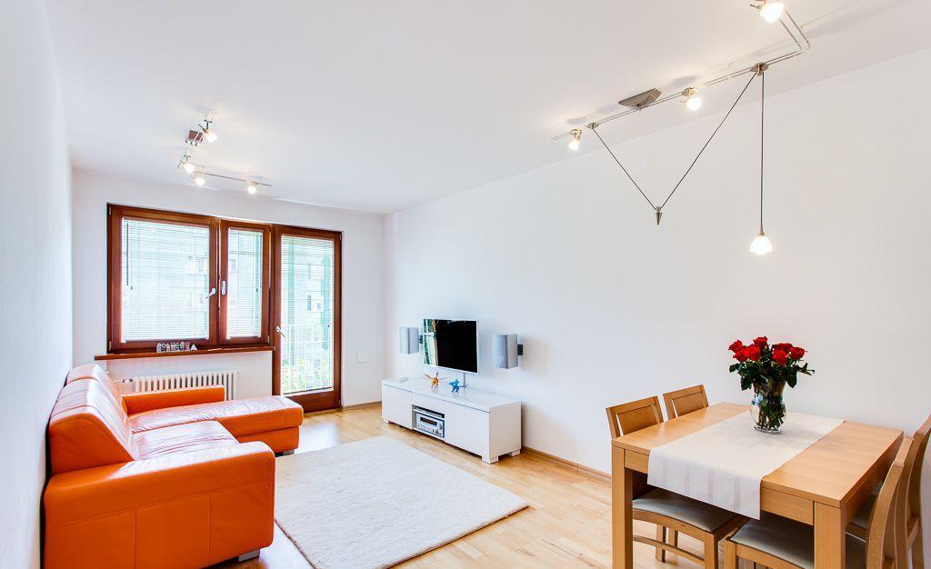 Современная квартира в Гданьске 81 м2