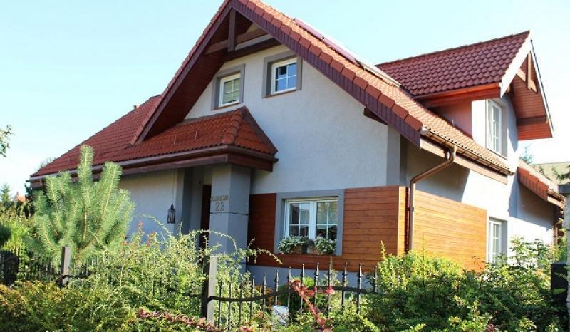 Красивый дом в Эльблонге 190 м2