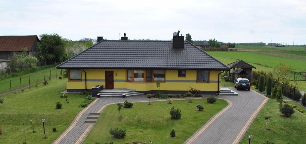 Красивый дом в Люблине 160 м2