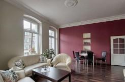Просторная квартира в Щецине 98 м2