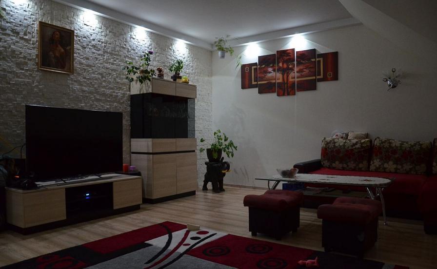 Двухуровневая квартира в Щецине 83 м2