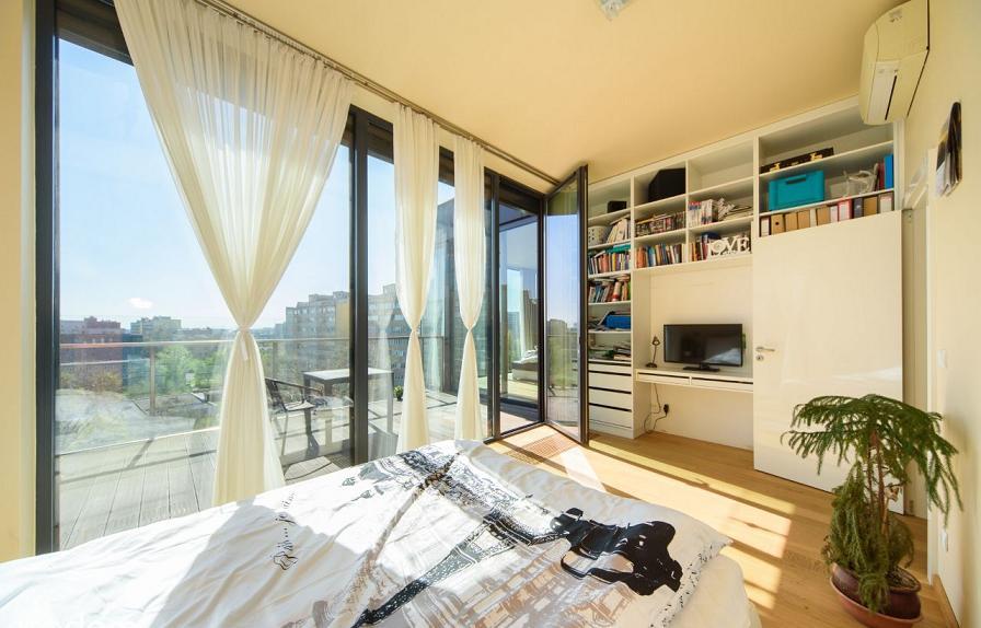 Роскошная квартира во Вроцлаве 70 м2