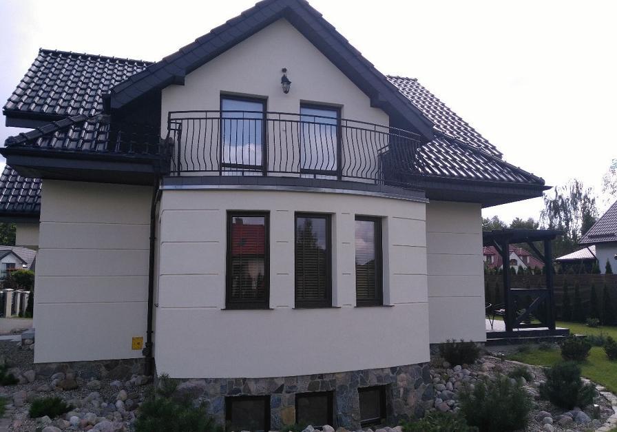 Красивый дом в Слупске 427,56 м2
