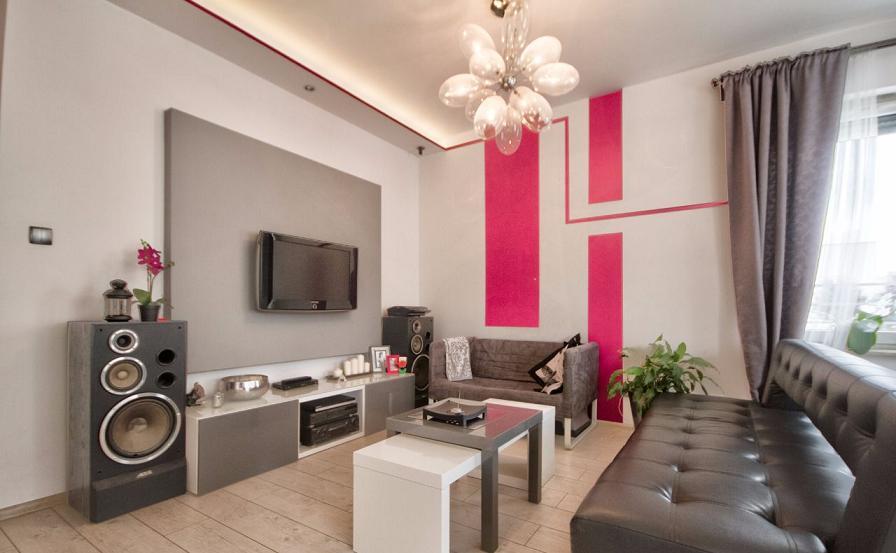 Шикарная квартира во Вроцлаве 79 м2
