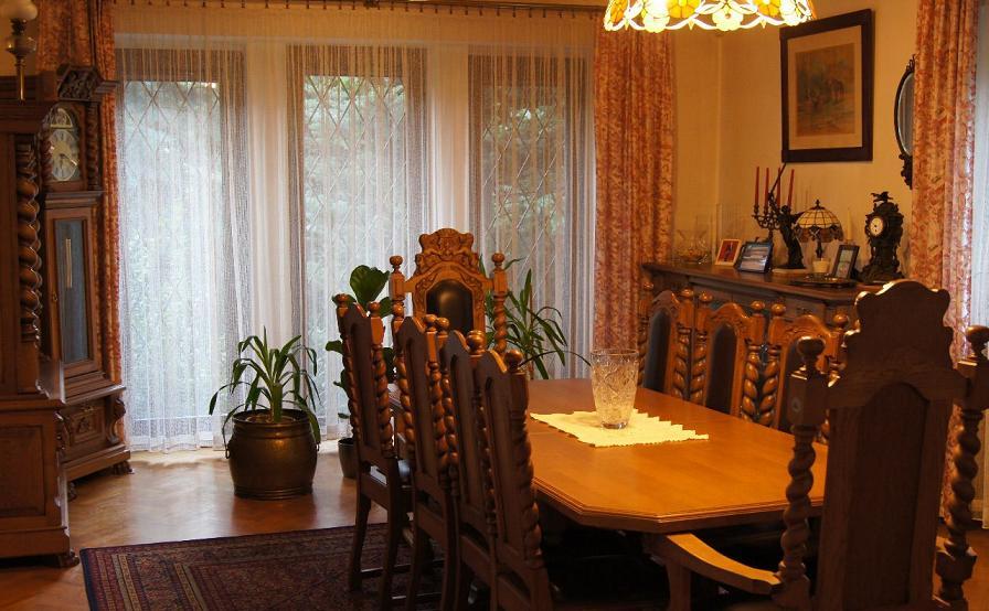 Красивый дом в Варшаве 380 м2