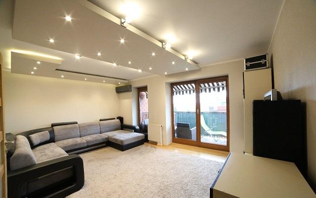 Современный апартамент в Люблине 84 м2