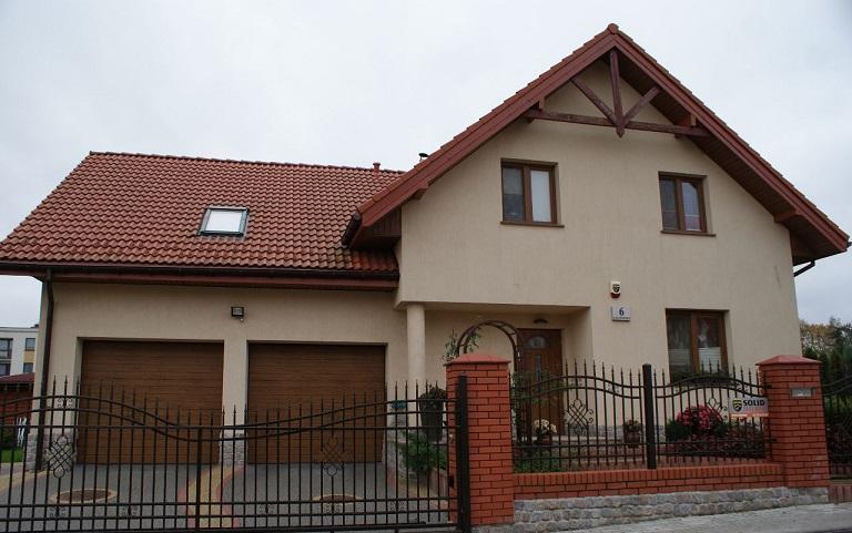 Дом в Белостоке 217 м2