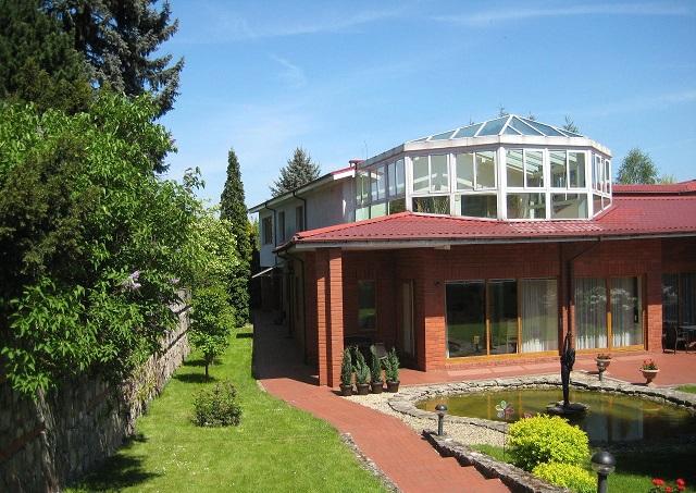 Шикарный дом в Кракове 500 м2