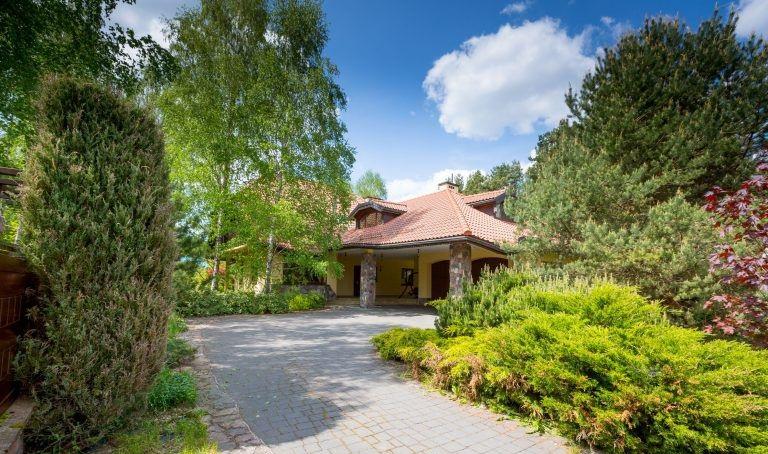 Дом недалеко от Белостока 360 м2
