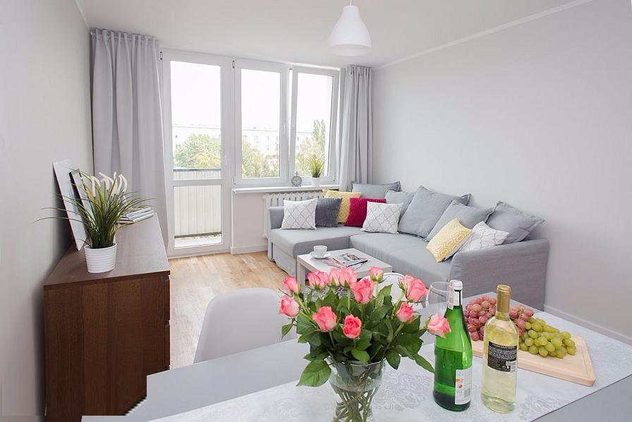 Красивая квартира в Варшаве 54,30 м2