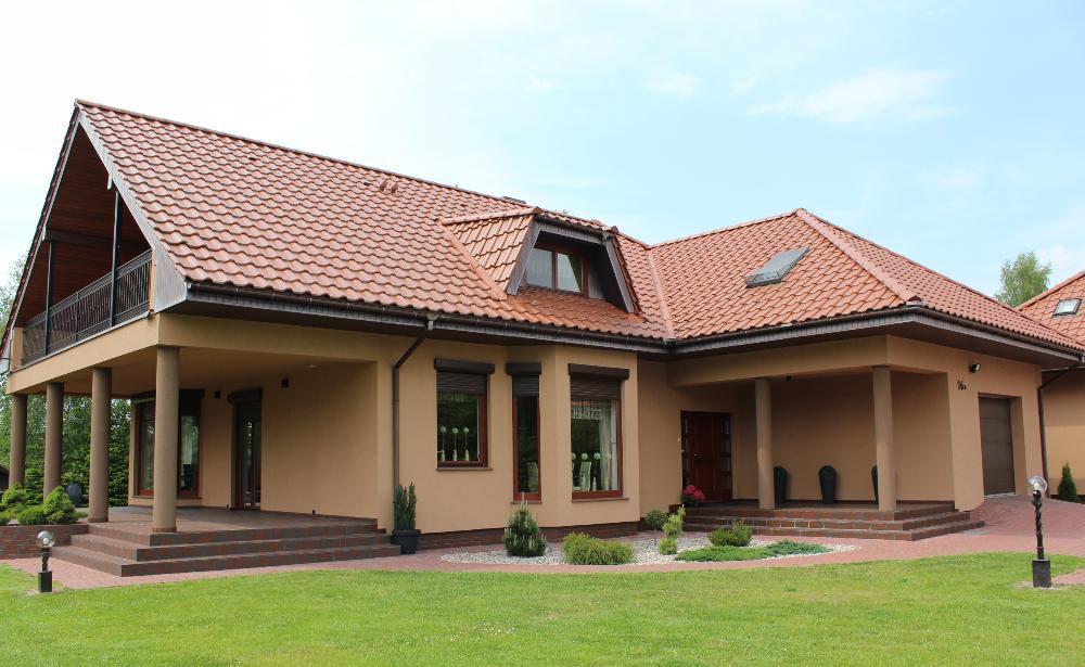 Красивый дом недалеко от Колобжега 265 м2