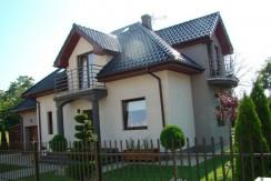 Шикарный дом недалеко от Щецина 180 м2