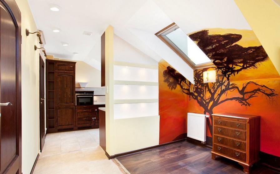 Красивая квартира в Гданьске 64 м2