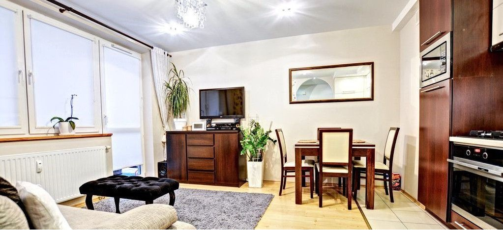 Квартира в Белостоке 37 м2