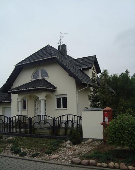 Шикарный дом в Познани 220 м2