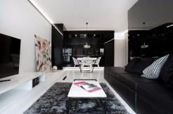 Современная квартира в Познани 55 м2