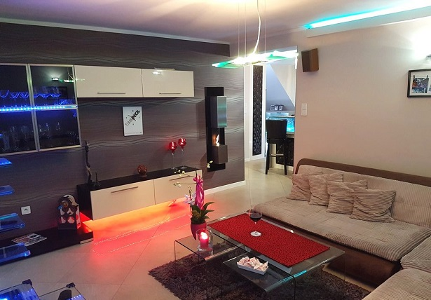 Квартира в Эльблонге 85 м2