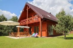 Дом недалеко от Белостока 160 м2