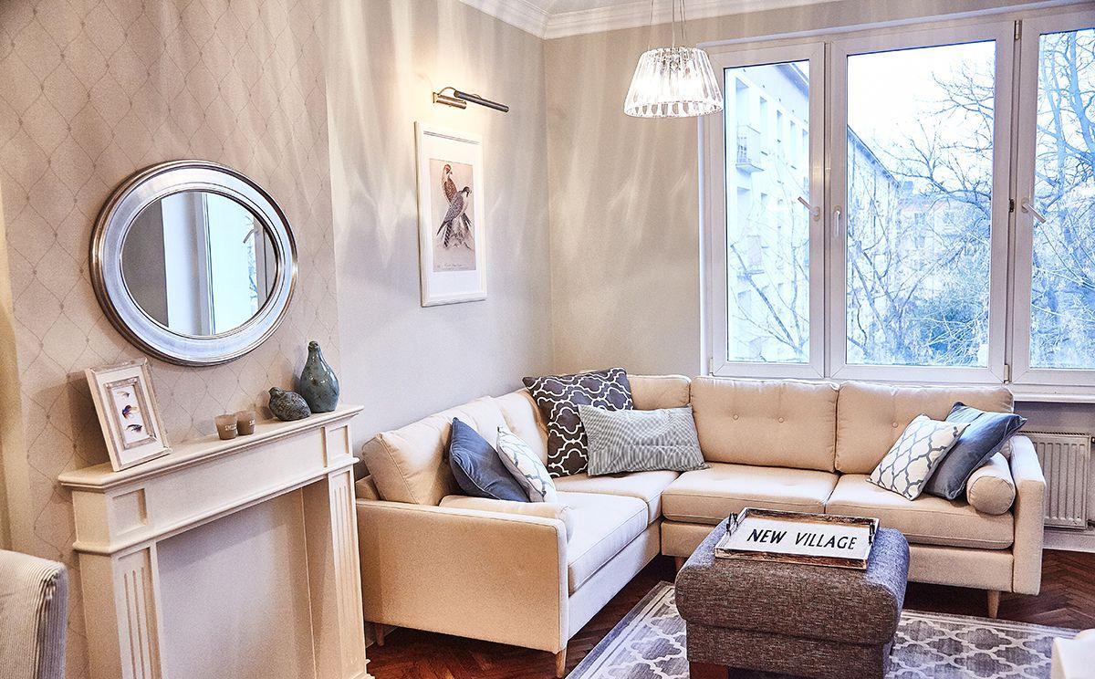 Красивая квартира в Варшаве 49 м2