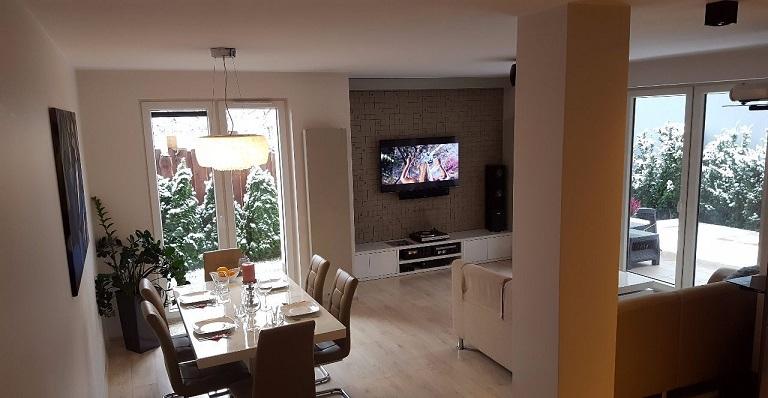 Красивая квартира в Лодзи 68 м2