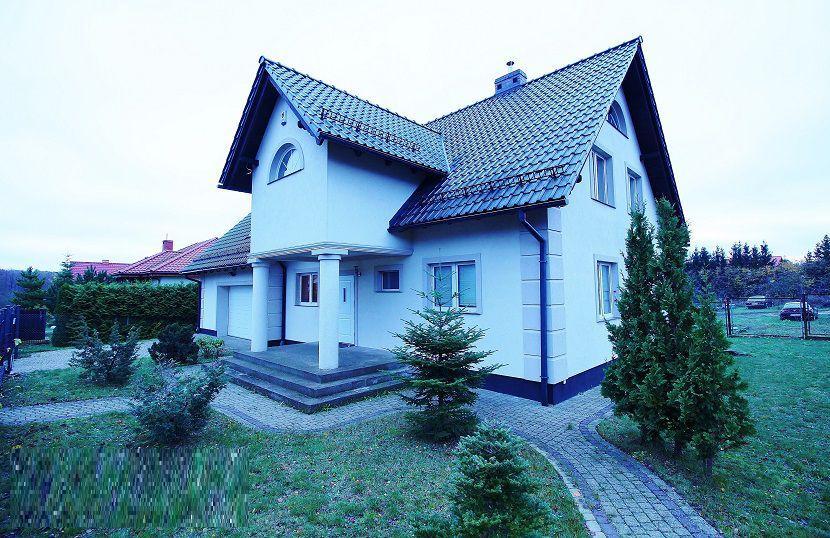 Красивый дом недалеко от Гданьска 172,50 м2