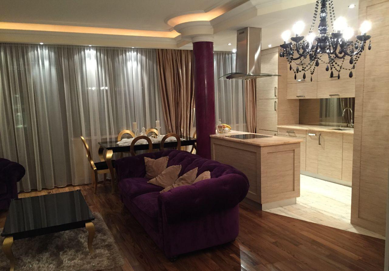 Шикарная квартира в Варшаве 72 м2