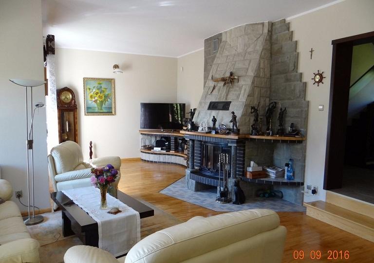 Дом недалеко от Сувалки 320 м2