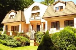 Красивый дом в Кракове 505 м2
