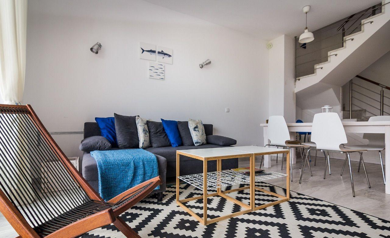 Просторный дом недалеко от Гдыни 110 m²