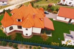 Современный дом недалеко от Ольштына 280 м2