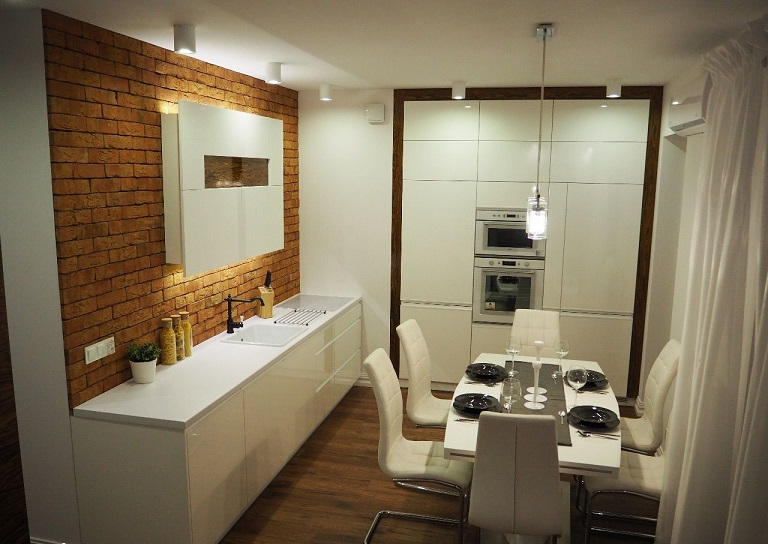 Красивая квартира в Жешуве 65 м2