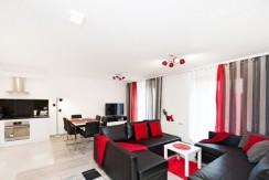 Современная квартира в Кракове 97 м2