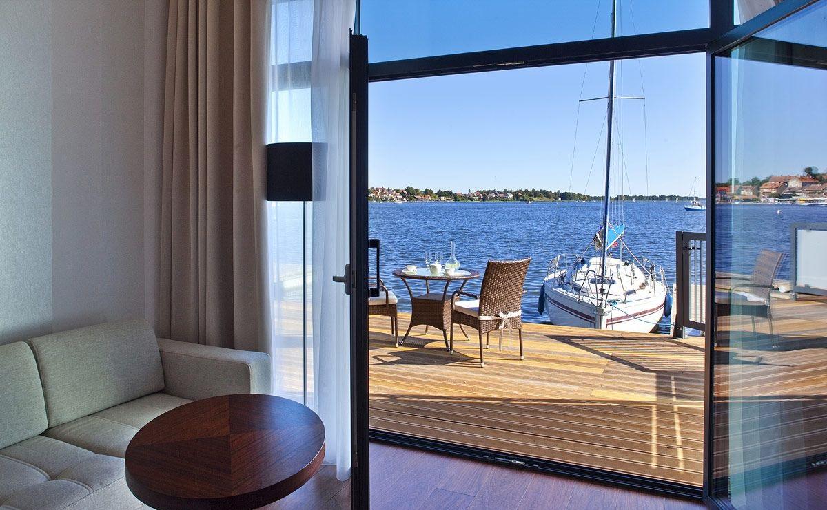 Апартамент в гостинице возле озера 50 м2 в Миколайки