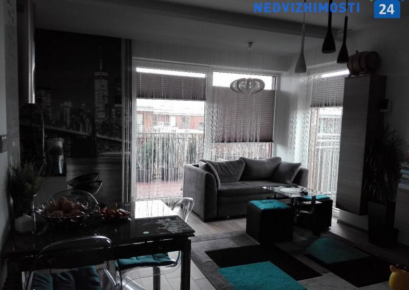 Современная квартира в Сувалках 64 м2
