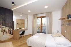 Апартамент в Кракове 59 м2