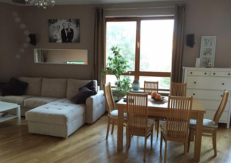 Квартира в Варшаве 82 м2