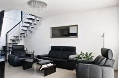 Красивая 2-х уровневая квартира в Кракове 120 м2