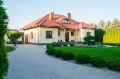 Современный дом недалеко от Жешува 240 м2