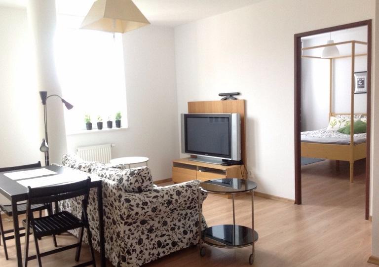 Квартира в Белостоке 44 м2