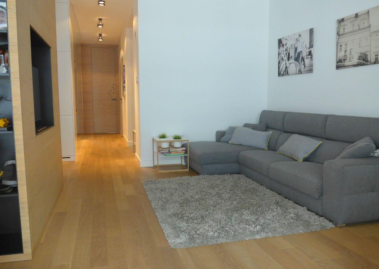 Квартира в Варшаве 91 м2