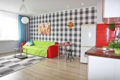 Квартира в Белостоке 30 м2