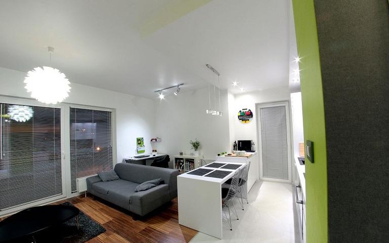 Квартира в Лодзи 46,2 м2
