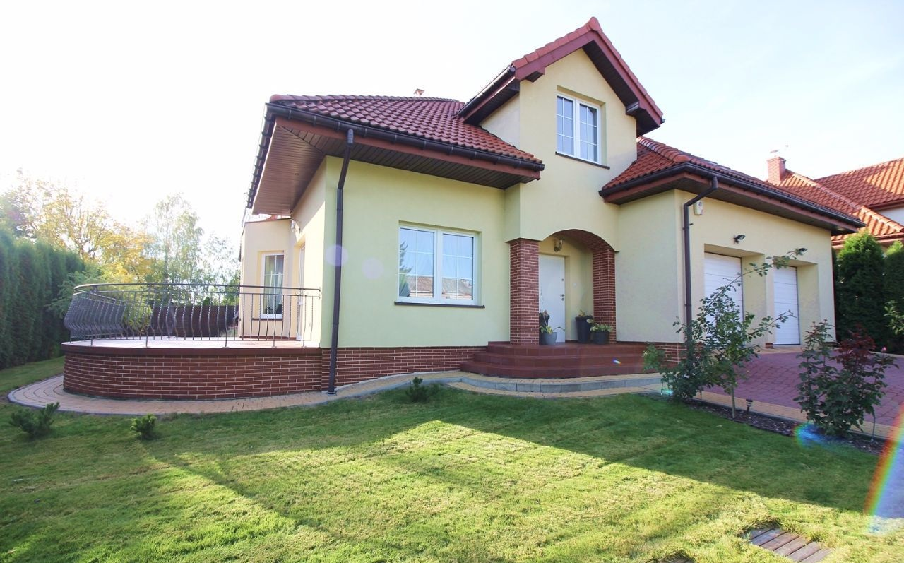Дом в Люблине 245 м2