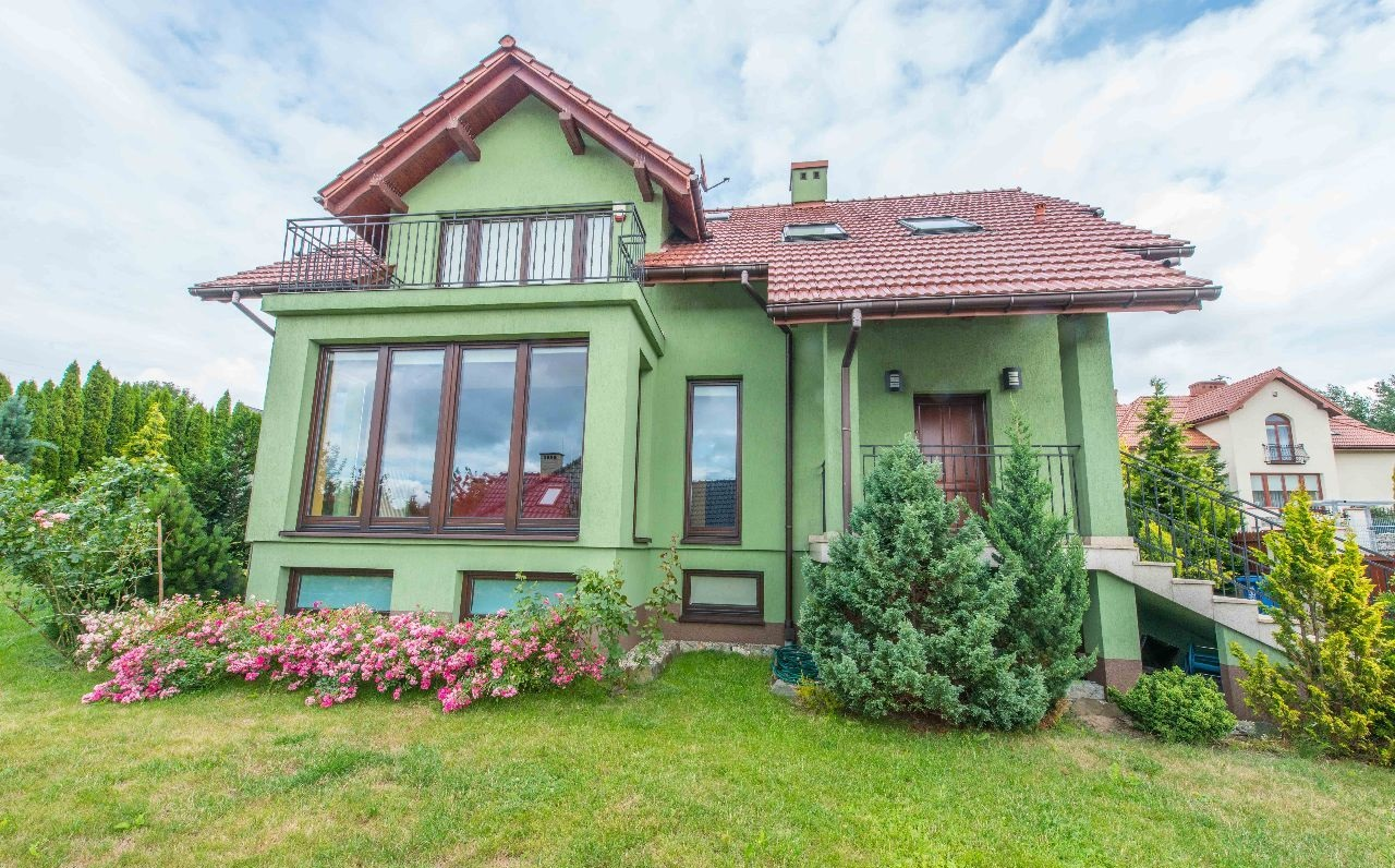 Дом около Кракова 230 м2