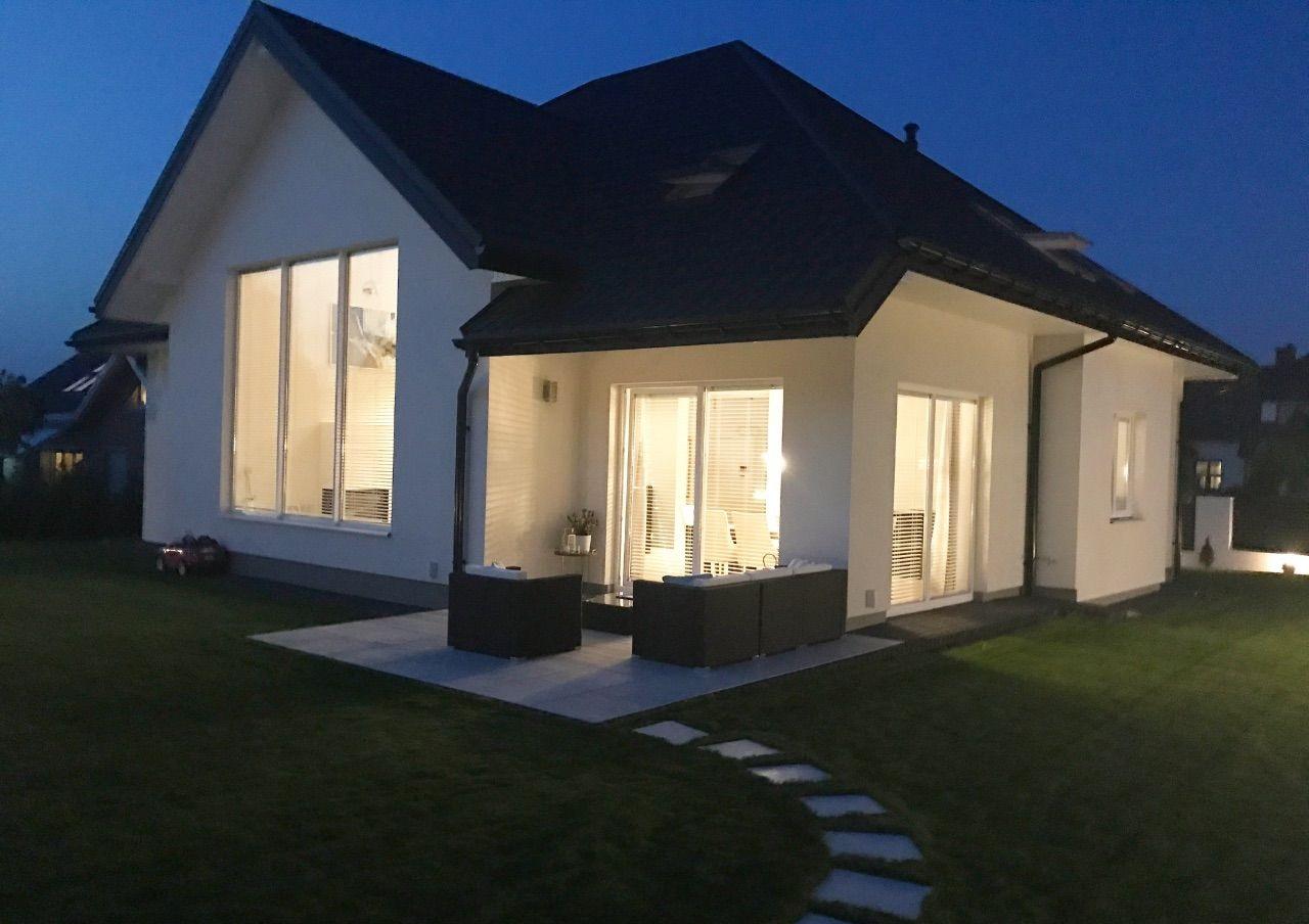 Дом в Люблине 290 м2